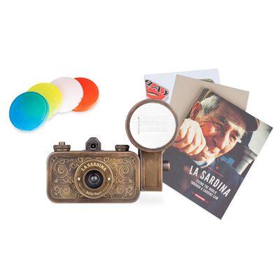 Lomography La Sardina Metal Edition Belle Star Camera 6