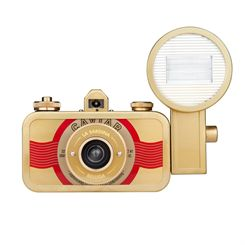 Lomography La Sardina Metal Edition Beluga Camera