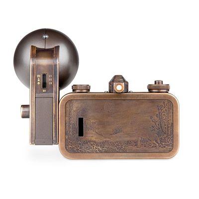 Lomography La Sardina Metal Edition Coyote Camera 2