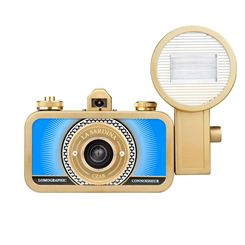 Lomography La Sardina Metal Edition Czar Camera