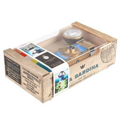 Lomography La Sardina Metal Edition Czar Camera 6