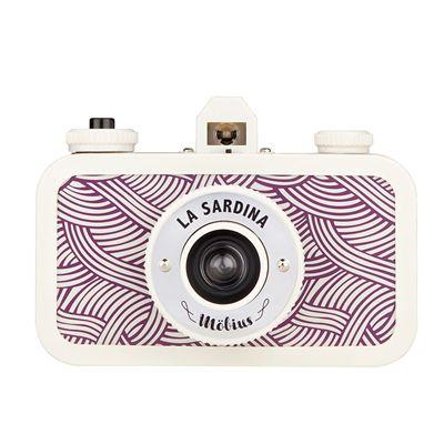 Lomography La Sardina Mobius Camera - front