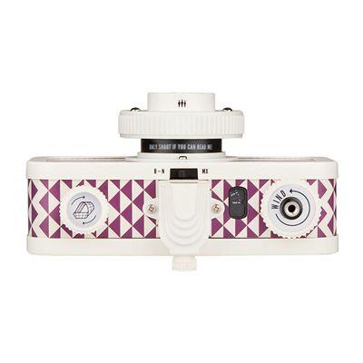 Lomography La Sardina Mobius Camera - top