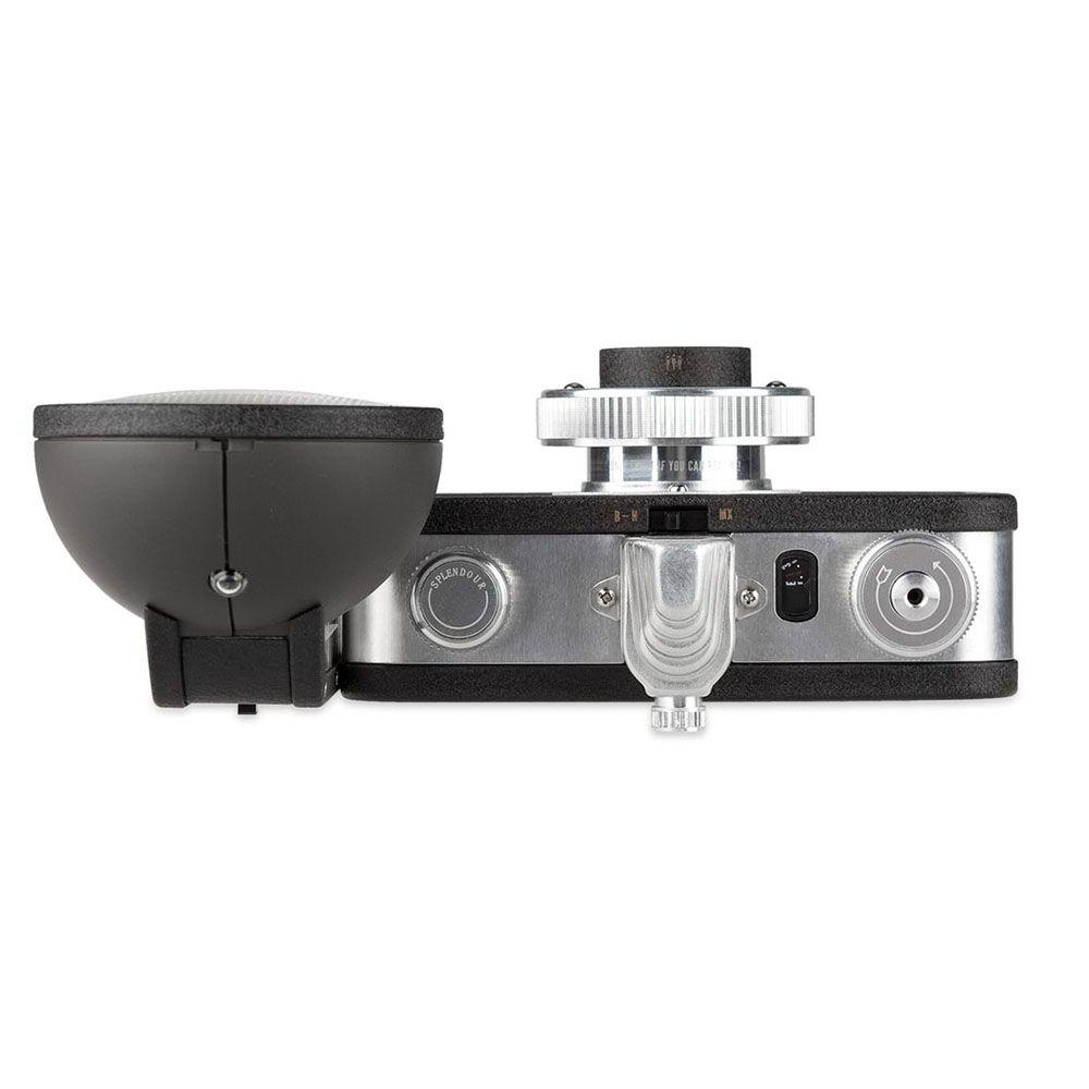 Lomography La Sardina Splendour Camera with Flash