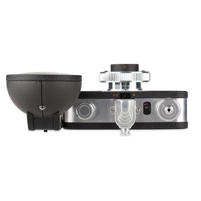 Lomography La Sardina Splendour Camera with Flash - top view