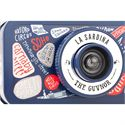 Lomography La Sardina The Guvnor Camera with Flash - close view