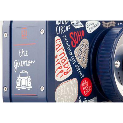 Lomography La Sardina The Guvnor Camera with Flash - side view