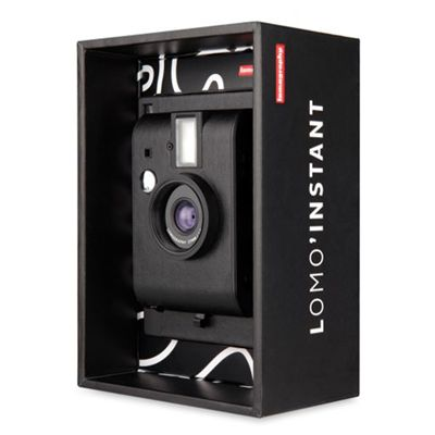 Lomography Lomo Instant Camera - Black - boxed