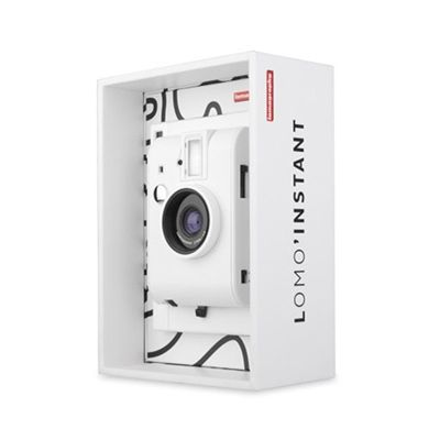 Lomography Lomo Instant Camera - White - boxed