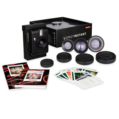 Lomography Lomo Instant Plus Three Lenses Camera - Box