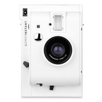 Lomography Lomo Instant Plus Three Lenses Camera - White
