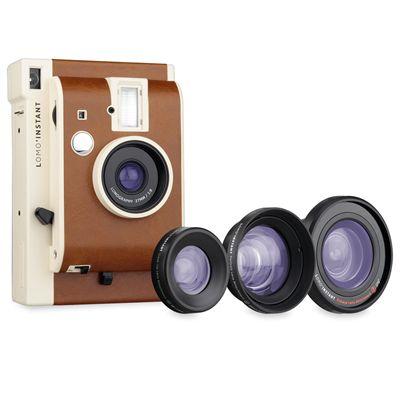 Lomography Lomo Instant San Remo Plus Three Lenses Camera - Main Image