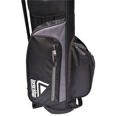Weekend Stand Bag Black Silver Image 4