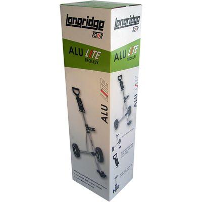 Longridge Alu Lite Golf Trolley - Box