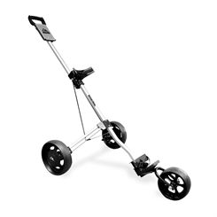 Longridge Alu Pro 3 Wheel Golf Trolley
