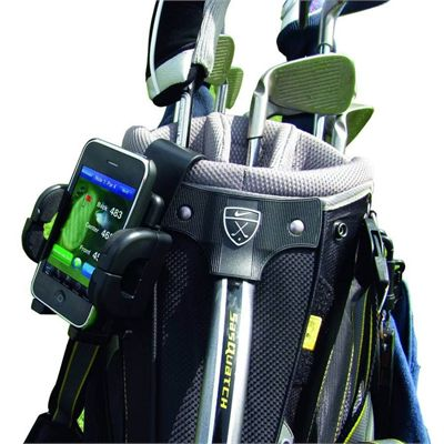 Longridge Bracketron Golf Bag GPS Holder