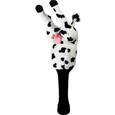 Longridge Butthead Cow Golf Headcover