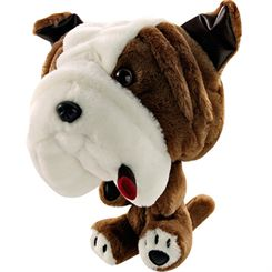 Longridge Club Hugger Bulldog Headcover
