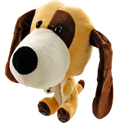 Longridge Club Hugger Dog Golf Headcover