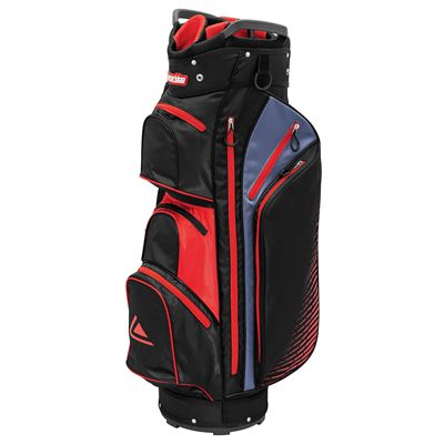 Longridge Executive Cart Bag - BlackRed