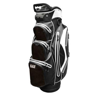 Longridge Eze Kaddy Aqua Cart Bag - Black and White