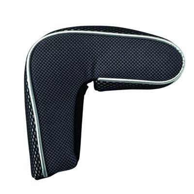 Longridge Magnetix Blade Putter Headcover - Black