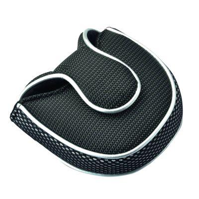 Longridge Magnetix Mallet Putter Headcover - Black