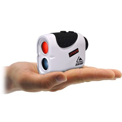 Longridge Mini Laser Range Finder - On hand 2
