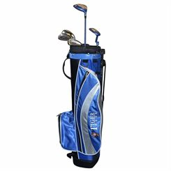 Longridge Tiger Plus Graphite Junior 4-7 Package Set