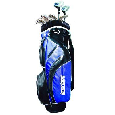 Longridge Vector 8 Piece Mens Golf Package Set - Main