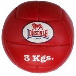 Lonsdale 3kg Medicine Ball