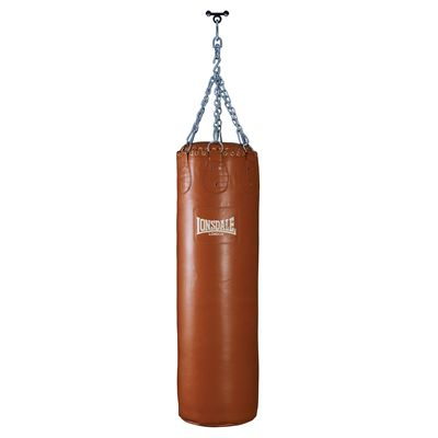 Lonsdale Authentic Colossus Punch Bag Image