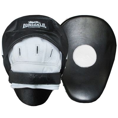 Lonsdale Barn Burner Curved Focus Pads