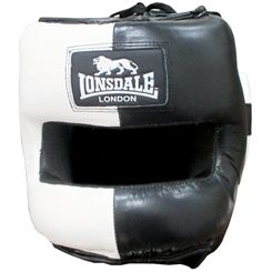 Lonsdale Barn Burner Face-Saver Headguard