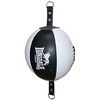 Lonsdale Barn Burner Leather Floor to Ceiling Ball