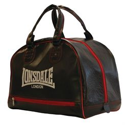 Lonsdale Classic Leather Holdall