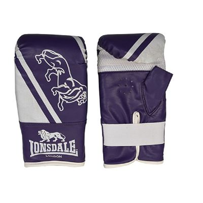Lonsdale Club Bag Mitts 2019 - Purple