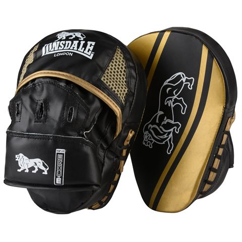 Lonsdale Club Curved Hook and Jab Pads