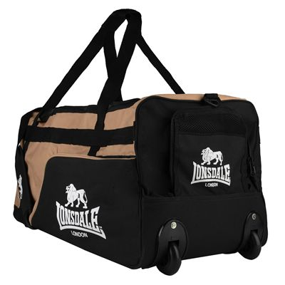 Lonsdale Club Training Holdall - Angled