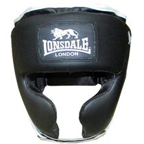 Lonsdale Cruiser Headguard with Cheek Protection