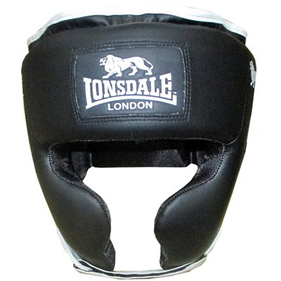 Lonsdale Cruiser Headguard with Cheek