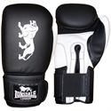 Lonsdale Cruiser Training Glove Hook and Loop-Black and White