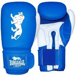 Lonsdale Cruiser Hook and Loop Training Gloves