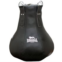 Lonsdale Cruiser Leather Style Maize Bag