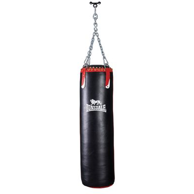 Lonsdale Extra Heavy Leather Punch Bag