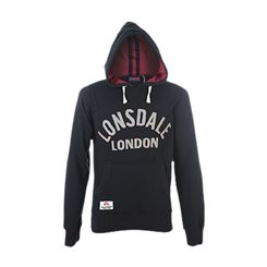 Lonsdale Hooded Top