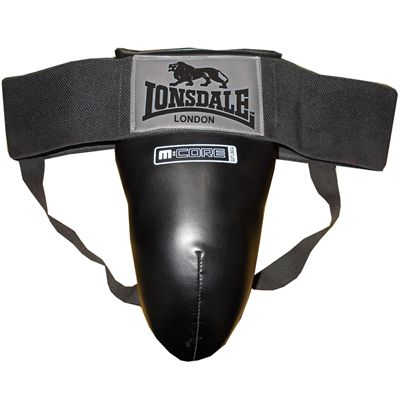 Lonsdale Jab Cup Protector - Front View