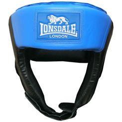 Lonsdale Jab Open Face Headguard
