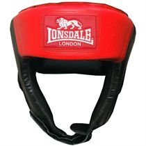 Lonsdale Jab Open Face Headguard