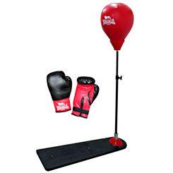 Lonsdale Jab Reflex Punchball Kit